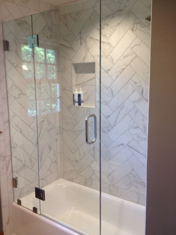 Shower & Tub Enclosure Portfolio - NE Glass and MirrorNE Glass and ...