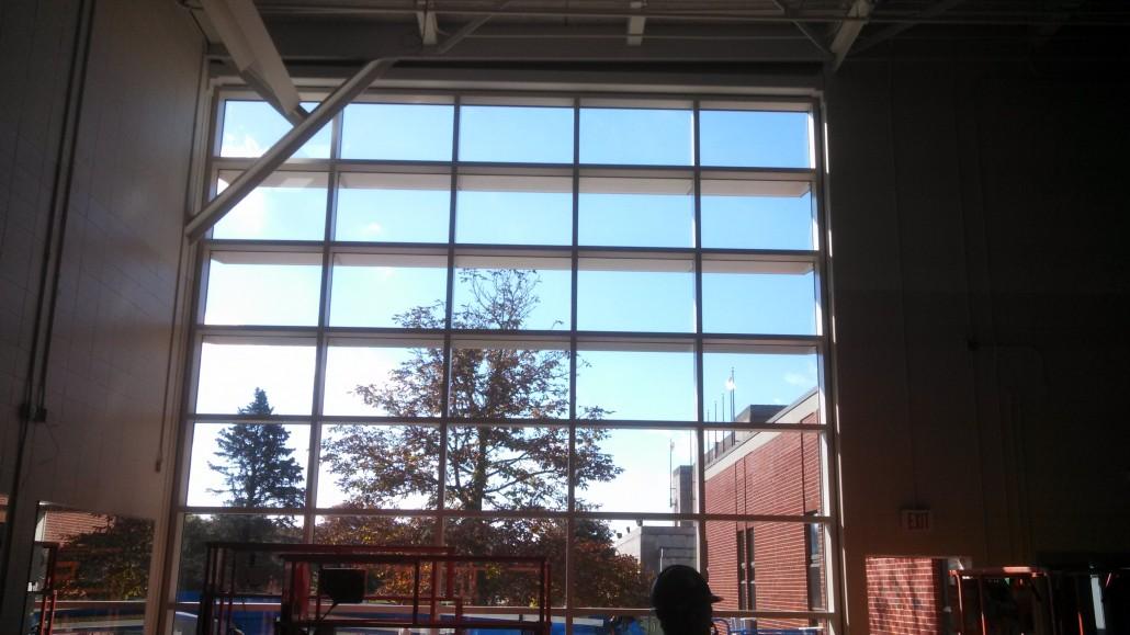 Uri student development athletic center kingston ri ne for Glass and mirror company